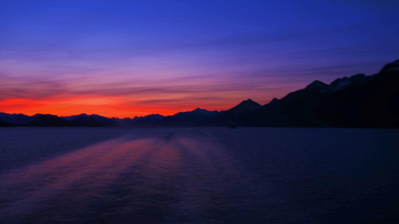 Patente Nautica entro le 12 miglia -Sunset 1280