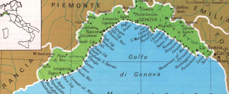 Regione Liguria Cartina Fisica.Milano Malpensa Cartina Geografica
