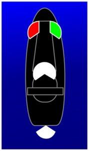 Luci di via e precedenze patente nautica