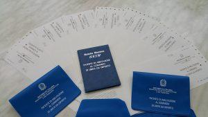 scala reale di patente nautica con NESW