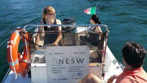 Ragazze Motore - NESW Patente Nautica a Milano